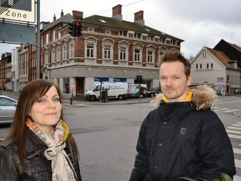 4 Opførelse af ny etageejendom Grønnegade 71: Aarhus Kommune